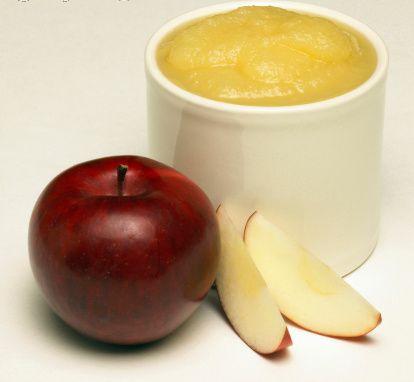Recette de la compote de pommes au sumac