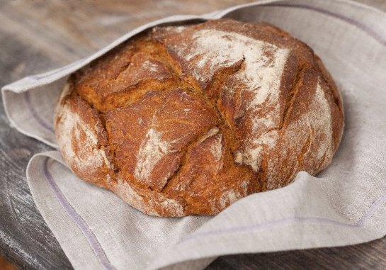 Recette de pain aux graines