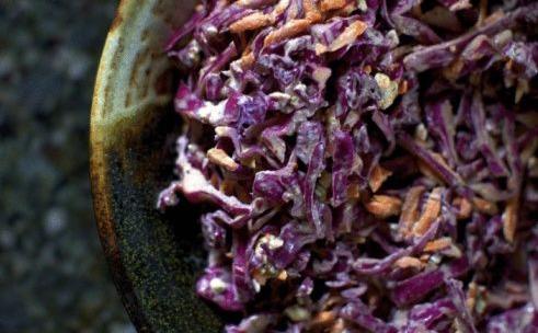 Recette salade de choux sri-lankaise aux épices