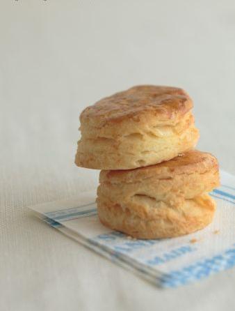 Recette des scones aux graines de fenouil