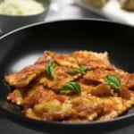 recette de raviolis aux crevettes et aneth