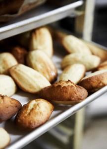 recette madeleines au chèvre figues et abricots séchés
