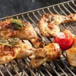 recette poulet grillé au carvi paprika gingembre