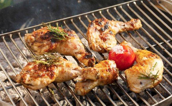 Recette du poulet grillé au carvi et autres épices