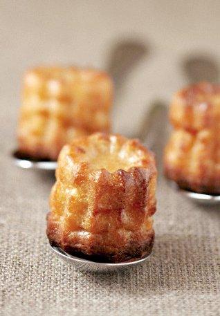 Recette des cannelés bordelais à la vanille !
