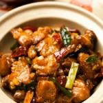 recette du poulet au cola et épices