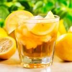 recette de boisson santé à la menthe citron et epices