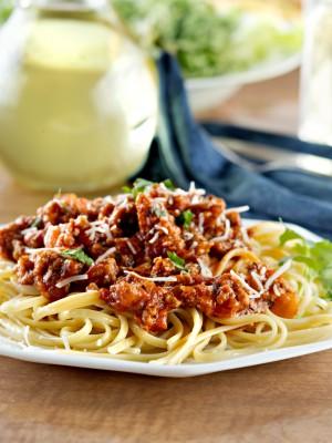 recette de la sauce bolognaise aux épices