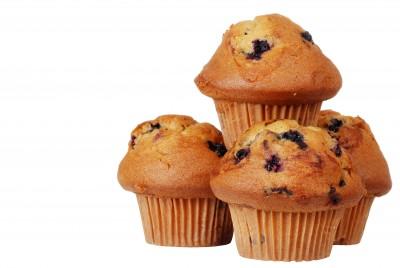 Recette des muffins aux baies de goji
