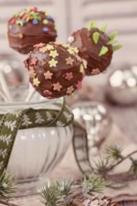 recette des sucettes au chocolat