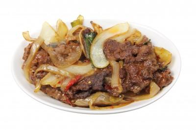 recette sauté de boeuf aux épices chinoises