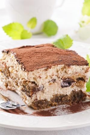 Recette du tiramisu saveur chocolat et pain d'épices