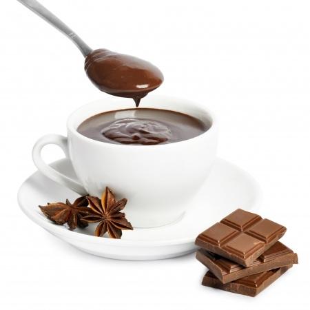 Recette crème au chocolat épicée
