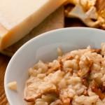 riz aux champignons et epices recette