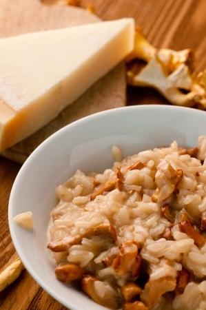 Recette riz aux champignons et épices