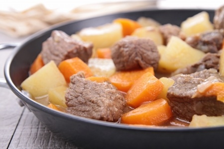 Recette topinambours et carottes aux épices