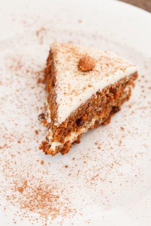 Recette du carrot cake glacé au cream cheese