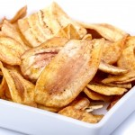 chips de bananes plantain aux epices