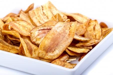 chips de bananes plantain aux epices