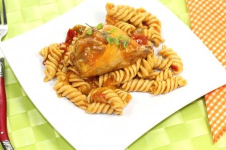 recette poulet basquaise aux epices