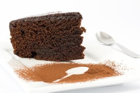 Recette gâteau au chocolat au miel et épices