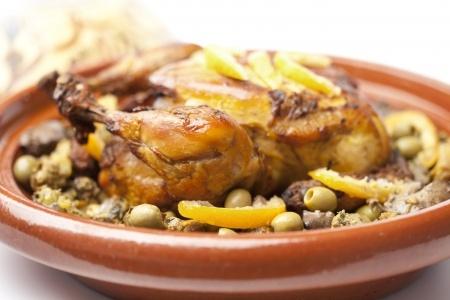 Recette : tajine rapide de poulet à la nigelle