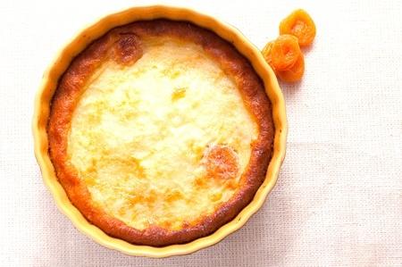Recette : far breton pommes cannelle