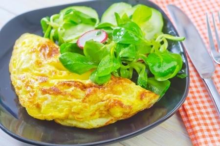 Recette : Omelette de pommes de terre au fenugrec