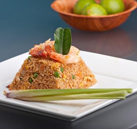 Recette : Riz cantonais épicé au curry