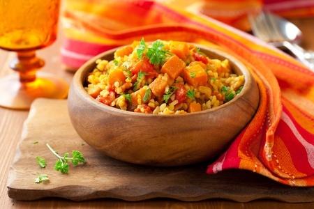 riz pilaf aux épices