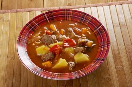 Recette : Chorba algérienne traditionnelle (soupe)