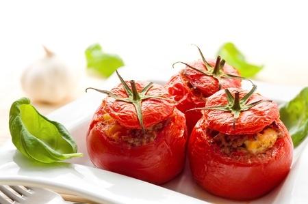 Recette : tomates farcies faciles (orientales)