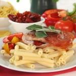 saltimbocca de veau mozzarella basilic et sauge