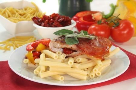 Recette : Saltimbocca de veau à la mozzarella