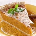 Tarte au potiron Halloween (pumpkin pie)