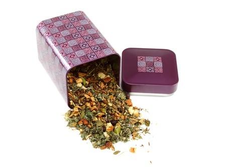 conserver son thé dans une boite à thé