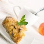 tarte sans pate pomme datte mulberry