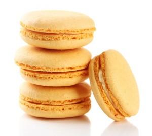 macarons foie gras figue epices