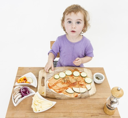 faire cuisiner les enfants avec les épices