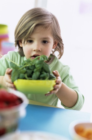 Les épices et les enfants – Conseils et mises en garde