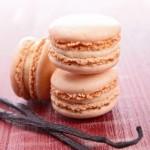macarons aux epices vanille