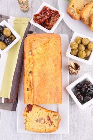 Recette : Cake au poulet tandoori