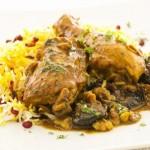 poulet iranien epine vinette berberis