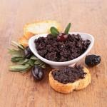tapenade provençale olives noires