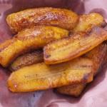 bananes flambées épicées