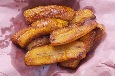 Recette : bananes flambées aux épices !