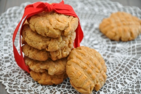 biscuits sablés au gingembre