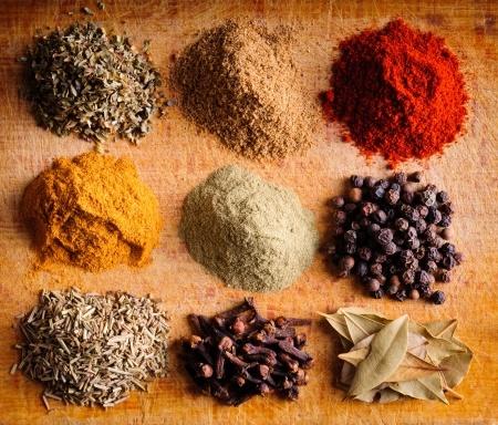 Epices et régime : maigrir avec les aromates, les alliés minceur !