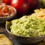 sauce guacamole mexique apero