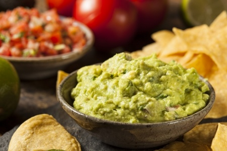 Recette : Sauce guacamole mexicaine (facile et rapide)